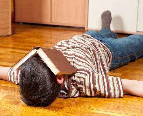 Come favorire la gioia di studiare e il desiderio di apprendere dei figli