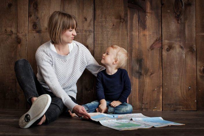 La comunicazione degli adulti con i bambini